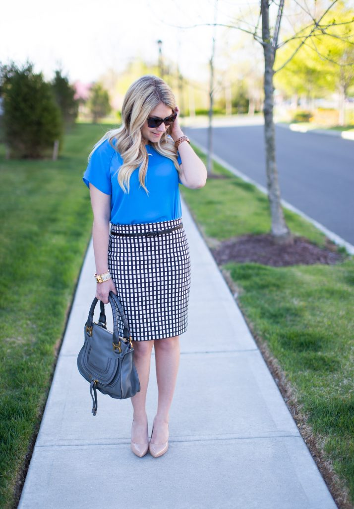 blue-top-and-grid-skirt-2
