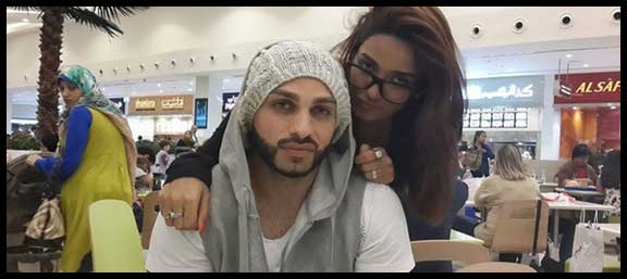 Mathira Husband