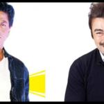 Shah Rukh Khan and Shaan