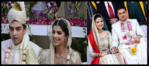 Celebrity weddings - ARY Digital