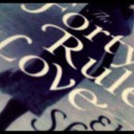 The Forty Rules of Love, Elif Shafak