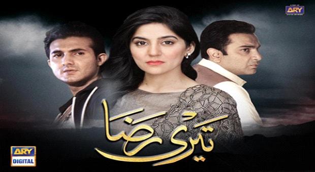 Teri Raza OST | Title Song By Ali Sethi – ARY Digital Drama