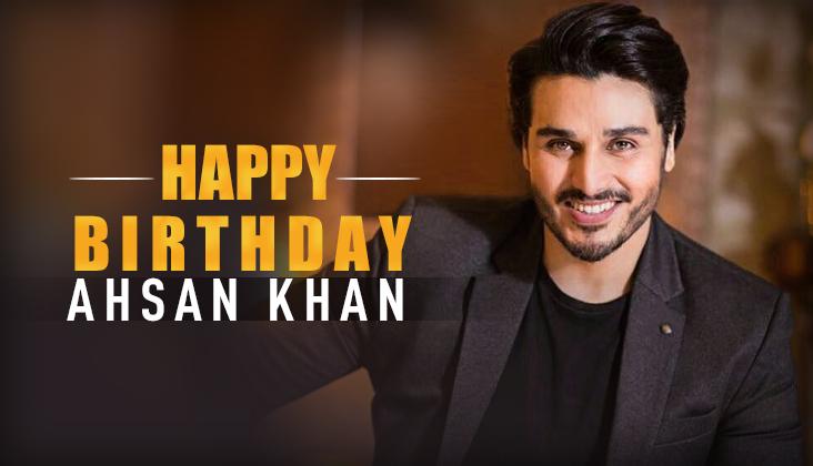 ahsan khan birthday