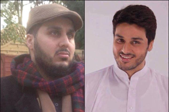 ahsan khan twin