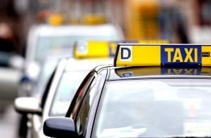 THINGS THE ONLINE TAXI DRIVER MOSTLY SAYS: