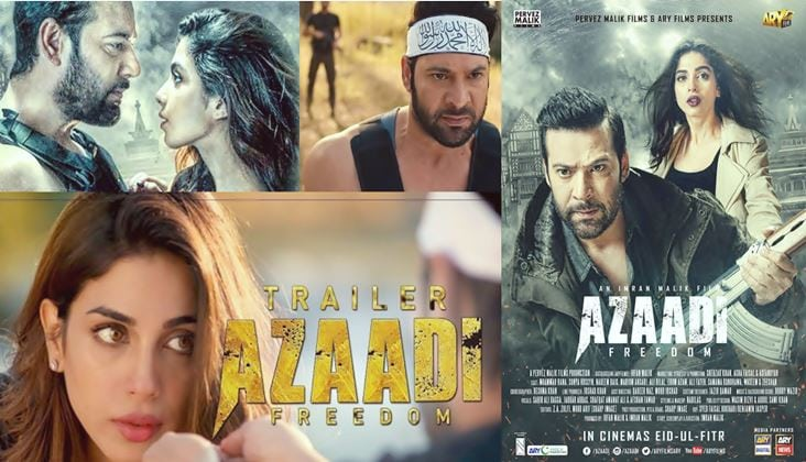 'Azaadi' is all set to become the next big thing for all the right reasons
