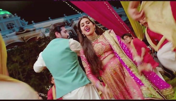 JPNA2: 'Lahore Terey Te' Shows Perfect Chemistry Between Humayun And Kubra