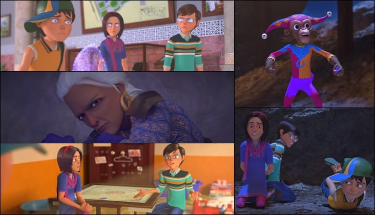 """3 Bahadur: Rise of The Warriors"" unveils its first look"