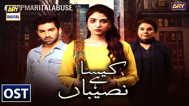 Here Is The Very Emotional Ost Of Kaisa Hai Naseeban Ary