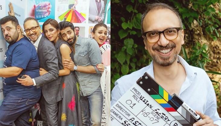 A Country Wedding Cast.Director Asim Raza Shares Heartfelt Notes For The Cast Of