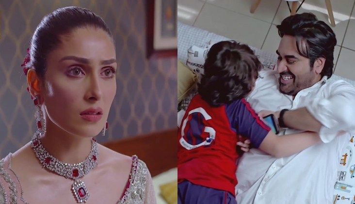 Karma is starting to be served to Mehwish in 'Meray Paas Tum Ho'