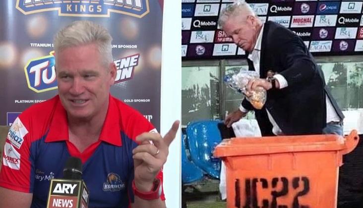 PSL: Karachi Kings won its first game, coach Dean Jones won innumerable hearts