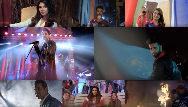 Karachi Kings' anthem 'Yeh Hai Karachi' by Asim Azhar is finally here!
