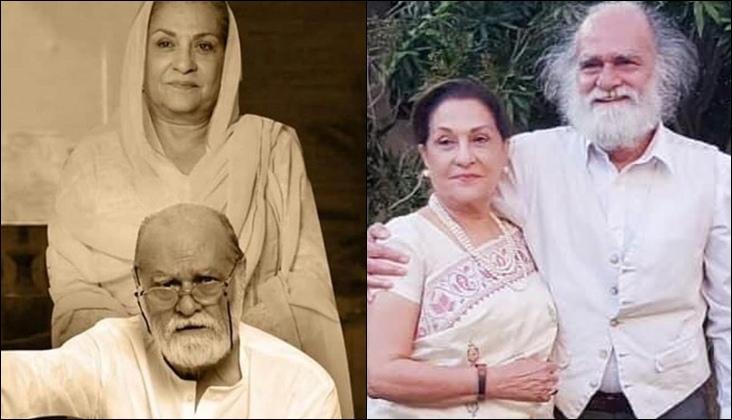 Veteran actor Manzar Sehbai posts a photo with his