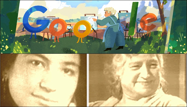 Google honors Pakistani artist Anna Molka Ahmed with a Doodle