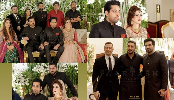Salman Saeed ties knot in Lahore