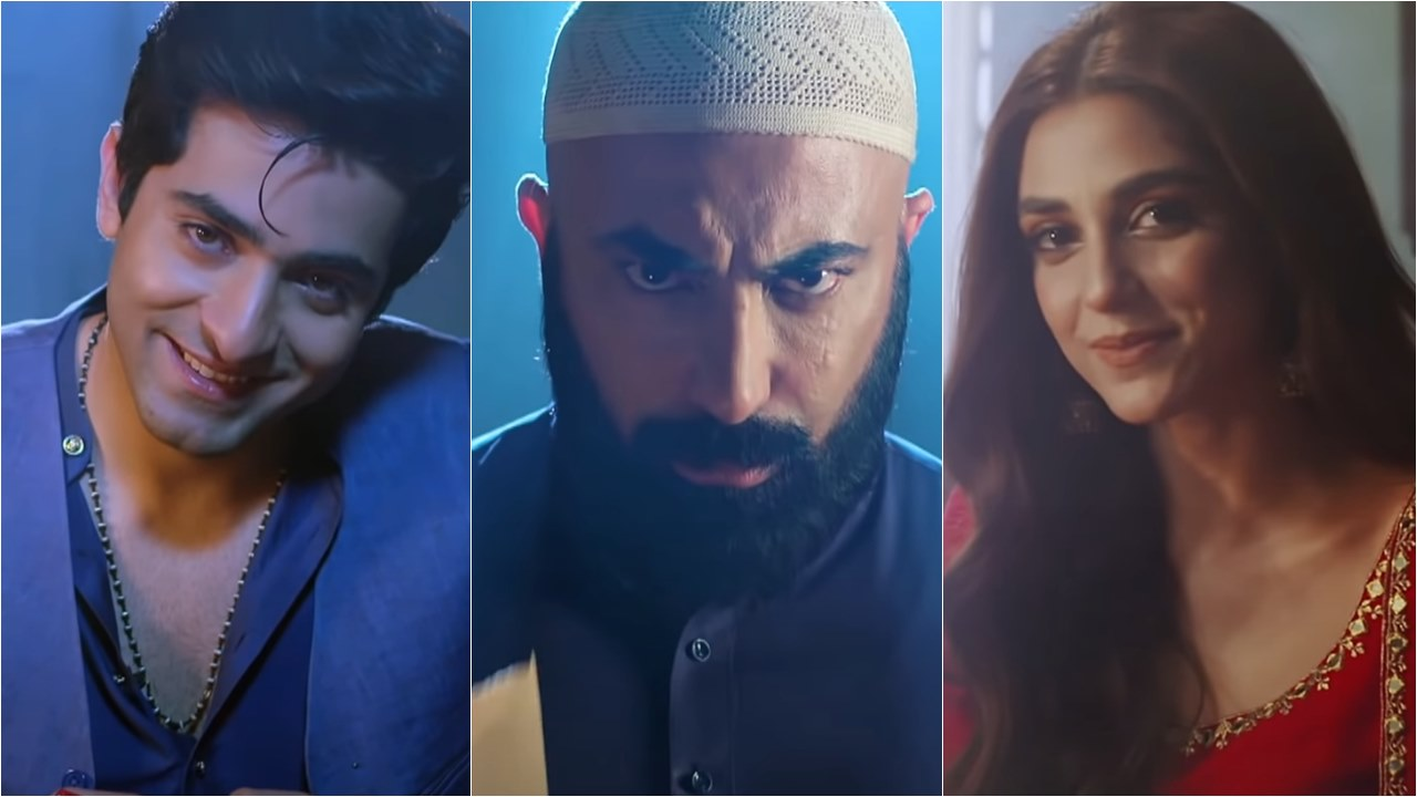 The first look of Pehli Si Muhabbat is as magical as it gets