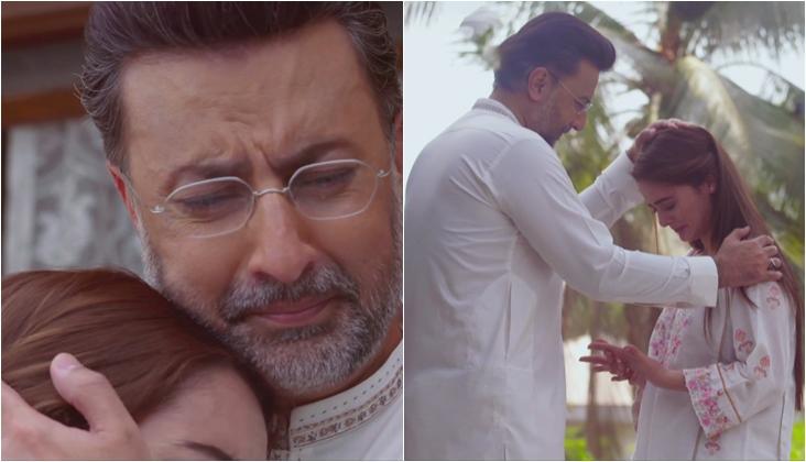 Minal Khan aka Isra of Ishq Hai talks about this scene with Babar Ali